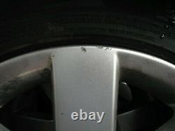 Audi Tt 16 Set4 Alloy Wheels+mich Tyres Golf Mk4 Gti Tdi A3 Vw Skoda 8n0601025m