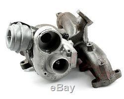 Audi, VW 1.9TDI 720855 160 HP (Hybrid) Turbocharger