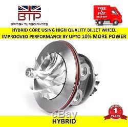 BILLET UPGRADED HYBRID Turbocharge CHRA SEAT LEON Golf 150hp 1.9 721021 ARL CORE