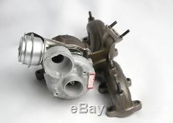 BILLET UPGRADED HYBRID Turbocharger VW BORA Golf 150PD ENGINE 721021 Turbo ARL