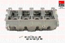 Bare Cylinder Head for VW GOLF 1.9 TDI 1J/1K AJM/ARL/ASZ/ATD/BKC/BLS/BRU Diesel