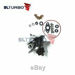 Billet turbocharger turbo cartridge core CHRA MFS 724930 for Audi VW 2.0 TDI BKD