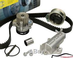 Bosch Zahnriemensatz + Wasserpumpe + Spanndämpfer Audi Vw Skoda 1.9 Tdi Asz Ajm