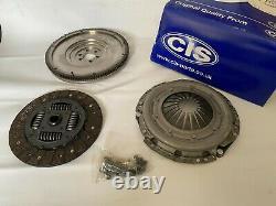 CIS Solid Flywheel Clutch Conversion Kit for Audi A3 Golf Mk4 Sharan 1.9 TDI