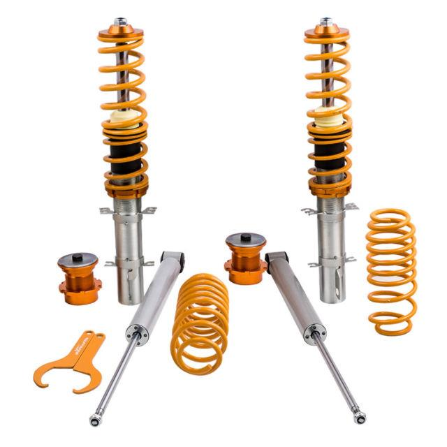 Coilover Suspension Kit Coilovers For Vw Golf Mk4 Cac