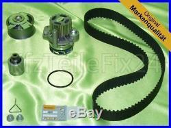 CONTI Zahnriemen Satz mit ORIGINAL Wasserpumpe AUDI A3 A4 A6 1.9 TDI / 2.0 TDI