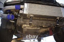 CXRacing FMIC Intercooler Piping Kit For 99-06 Volkswagen VW Golf MK4 1.9 TDI