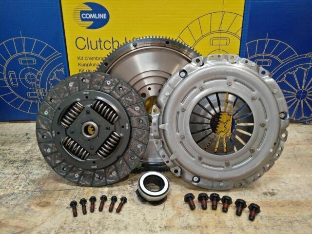 Clutch Kit Fit Audi A1 2011-2016 1.6 Tdi Hatchback 90hp Diesel Incl Flywheel