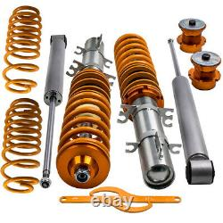 Coilover Suspension Spring Lowering for VW Golf MK4 1J 1.4, 1.6, 1.8 1998-2005
