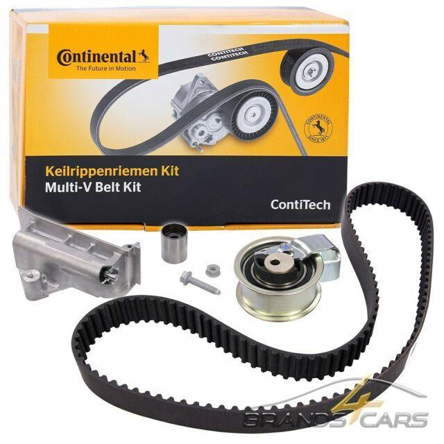 Conti Contitech Zahnriemensatz Für Audi A2 8z 1.4 Tdi