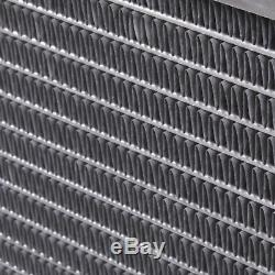 DIRENZA 40mm ALLOY RADIATOR FOR VW CADDY GOLF MK4 MK5 PASSAT 1.4 1.8 TSI 1.9 TDI