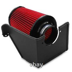Direnza Cold Air Induction Intake Filter Kit For Vw Golf Mk4 1.9 Tdi Pd130