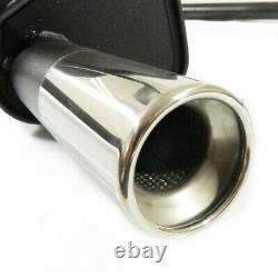 Duplex-Auspuff Exhaust 0 3/32x3 17/32in R32-Look VW Golf 4 1.6-1.8-1.9TDI With