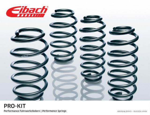 Eibach Pro-kit 30mm Lowering Springs Volkswagen Golf Mk4 1.9 Tdi (970kg)