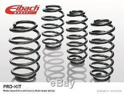 Eibach Pro Kit Lowering Springs VW Golf Mk4 1.9 TDi 96 +110 kW Manual