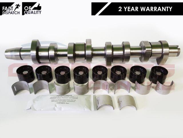 For Vw Audi Seat Skoda 1.9 Tdi 8v Camshaft Kit Cam Bearing Set Hydraulic Lifter