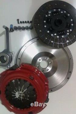 Flywheel And Carbon Nitride Clutch, Csc, Bolts Vw Golf 1.9tdi 1.9 Tdi Asz