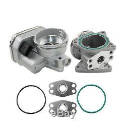 For Audi Seat Skoda 1.9 2.0 TDI BKD BKC Throttle Body + EGR Valve 038128063G