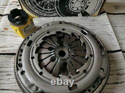 For Audi Tt Vw Seat Golf Mk4 Transmission Dual Mass Flywheel Clutch Kit 1.9 Tdi