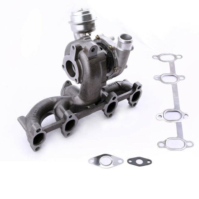 For Audi Vw Seat Skoda 1,9 Tdi Alh Ahf Ajm Auy Turbocharger 03g253014e Turbine