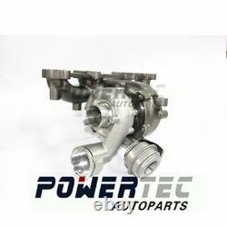 For VW Bora / Golf IV 1.9TDI ARL 110KW 150HP 2000- complete Turbocharger 721021