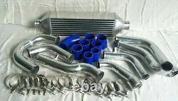 Front Mount Intercooler Kit for 98-06 VW GOLF MK4 BORA JETTA 1.8T 1.9TDI