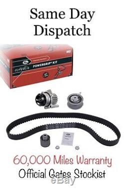 GATES Timing Belt Kit Cam & Pump 1.9 2.0 Tdi Diesel VW Seat Skoda Audi Ford