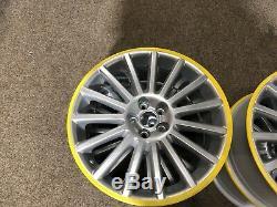 GENUINE VW GOLF R32 Mk4 Alloy Wheels Ronal OZ Aristo 1J0601025BA Tdi GTI X 4