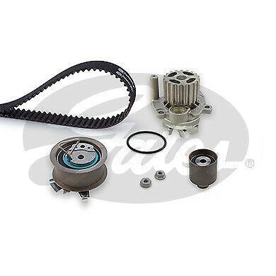Gates Kp55569xs-4 Timing Belt & Water Pump Kit Vw Golf 1.9 Tdi Pd Mk4 97-04