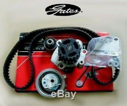 Gates Timing Belt Kit And Water Pump Audi A3 A4 1.9 & 2.0 Tdi (kp55569xs-1)