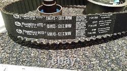 Gates Timing Belt Kit Vw Caddy Eos Golf Jetta Passat Sharan Touran 1.9tdi 2.0tdi