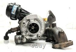 Genuine 2002 Audi Vw Golf Mk4 1.9 Tdi Agm Turbo 115 Bhp Engine 713673-9 #9