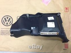 Genuine VW Golf MK4 GTI TDI Under Tray Complete Engine Cover Set Side Sections