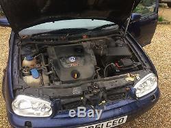 Golf Mk 4 GT TDI 130 BHP Engine conversion/project
