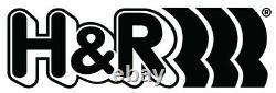 H&R 98-05 for Volkswagen Golf/Jetta 2.0L/VR6/TDI/1.8T MK4 26mm Non Adj. Sway Bar