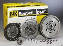 Luk Clutch Kit+Dual Mass Flywheel for VW Bora 1,9TDI Asz Arl 130 150PS