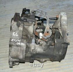 MK4 Golf Bora 1.9 TDi Diesel EUH 5 Speed Manual Gearbox EUH Code
