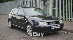 MK4 VW GOLF GT TDI PD 150 BLACK Final Edition (not vrs, cupra)