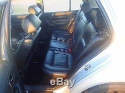 MK4 VW Golf 1.9 GT TDi 110 T reg Silver Leather