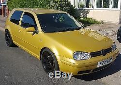 Mk4 Golf 1.9 Gt Tdi Decat 18 Monza Not Mk5 Audi A3 Bmw