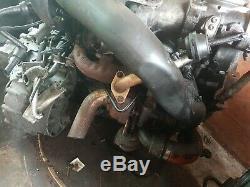 Mk4 VW GOLF 1.9 TDI PD130 ASZ COMPLETE DIESEL ENGINE PUMP INJECTORS TURBO