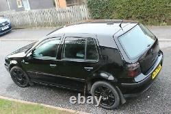 Mk4 Volkswagen GOLF 1.9 TDI 2003
