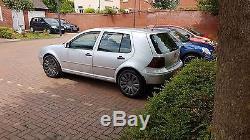 Mk4 Volkswagen golf TDI 2002