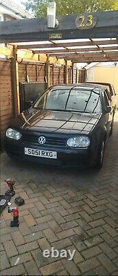 Mk4 Vw Golf Gt Tdi Breaking Complete Car