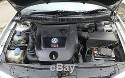 Mk4 golf gt tdi 1.9 xenons heated leather recaro milltek
