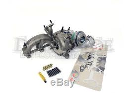 NEW Genuine Garrett GT1749VB Turbocharger For 1.9 TDi Seat Ibiza Cupra PD160 BPX