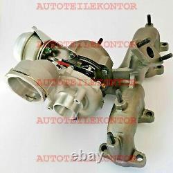 Neuer Turbolader 030TC15171000 für Audi Skoda Seat Cupra VW 1.9TDI 96kW