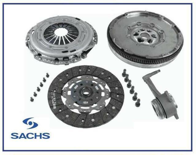 New Sachs Vw Bora, Golf 1.9 Tdi Dual Mass Flywheel, Clutch Kit & Csc