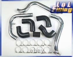 New VW GOLF BORA MK4 1.9 TDI PD150 ARL FMIC HARD PIPE INTERCOOLER BOOST KIT