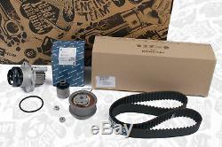 Original Timing Belt Kit + Pierburg Water Pump Audi A3 Skoda VW 1,9 Tdi